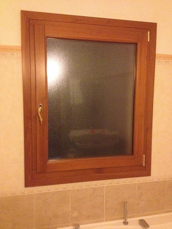 Finestra in legno FB F.lli Barbiero Serramenti