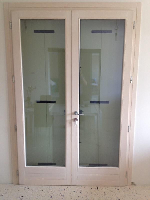 Porta - Finestra dal design moderno FB F.lli Barbiero Serramenti
